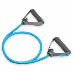 Liveup SPORTS Toning Tube Resistance Bands / Cord Pulley TPR