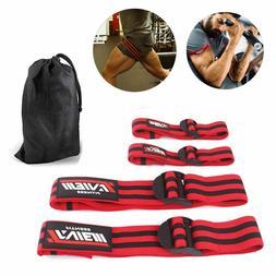 Training Band Fitness Arm Leg Wrap Fast Muscle Growth Bodybu