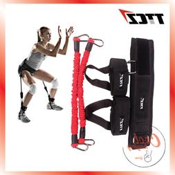 TRZ Fitness Bounce Trainer Rope Resistance Band Basketball T