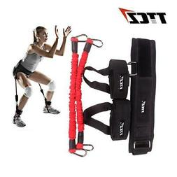 TTCZ Fitness Bounce Trainer Rope Resistance Band  Basketball