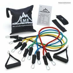 Black Mountain Ultimate Resistance 7 Band Set Starter Guide