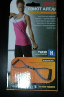 SPRI Ultra Toner Upper Body Workout  Heavy Resistance New wi