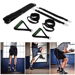 Wowelife Vertical Jump Trainer Equipment Bounce Trainer Devi