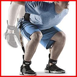 INNSTAR Vertical Jump Trainer Leg Strength Resistance Bands