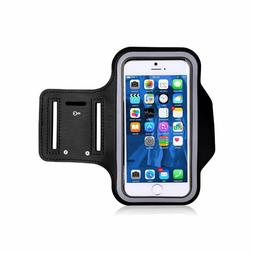 TRIBE Water Resistant Cell Phone Armband Case for iPhone 8,
