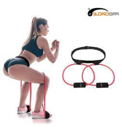 Fitness Women Booty Butt Band Resistance Bands Adjustable Wa