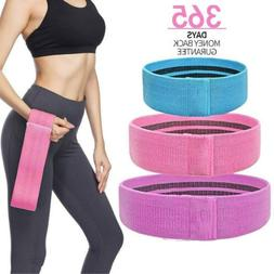 Women Elastic Legs Exercise Resistance Bands & Expanders HIP