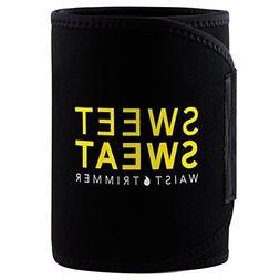 Workout Enhancer Sweet Sweat Premium Waist Trimmer Exercise