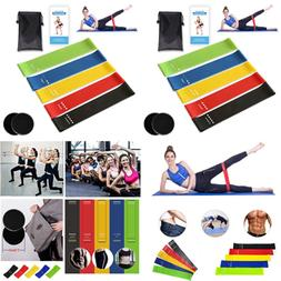 Kingserve Workout Fitness Band Yoga Exercises Stretch Pilate