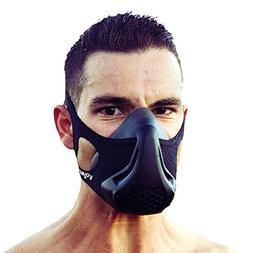 VO2MAX Workout Training Mask | Oxygen Restricting High Eleva