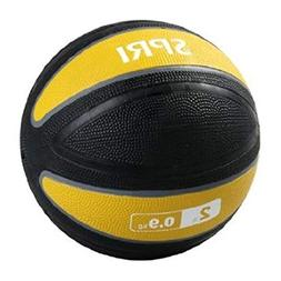 SPRI Xerball Medicine Ball Thick Walled Durable Construction