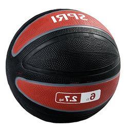 SPRI Xerball Medicine Ball Thick Walled Durable Construction