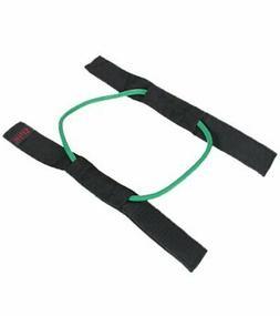 SPRI Xercuff Leg Resistance Band Exercise Cord with Non-Slip