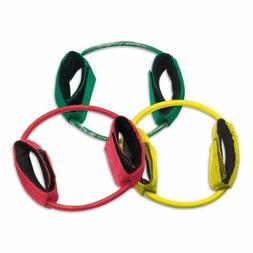 Xercuffs Plus by SPRI Resistance Bands for Fitness Exercise