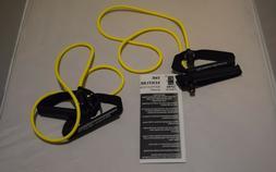 SPRI Xertube Resistance Bands Exercise Cords ~ Yellow ~  Ext
