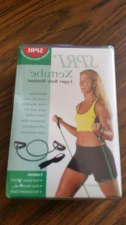 SPRI Xertube Upper Body Workout New