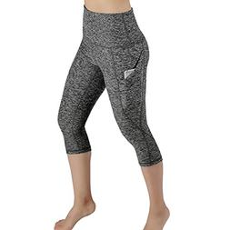 Inverlee Yoga Pants, Women Workout Out Pocket Leggings Fitne