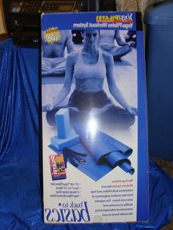 YOGA/PILATES WORKOUT SYSTEM AT HOME ACCESSORIES BACK TO BASI