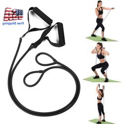 Yoga Pull Rope Elastic Resistance Bands Fitness Workout Exer
