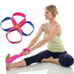 Yoga Resistance Rubber Bands Indoor Outdoor Fitness Equipmen