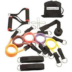 Yupro Exercise Resistance Band Set for Muscle Building , Exe